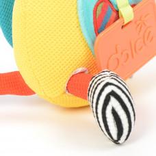 Развивающая мягкая игрушка Dolce Курица 95305 ТМ: Dolce
