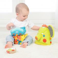 Набор развивающих мягких игрушек Dolce Сафари 95310 ТМ: Dolce