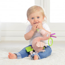 Развивающая мягкая игрушка Dolce Фламинго 96007 ТМ: Dolce