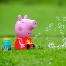 Набор Peppa Pig Мыльные пузыри Баббл Машина 1384510.00 ТМ: Peppa Pig