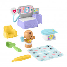 Игровой набор Little People Уход за малышом (в ассорт) GKP64 ТМ: Little People