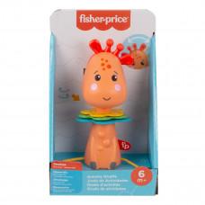 Развивающая игрушка Fisher-Price Жираф GWL65 ТМ: Fisher-Price (Mattel)