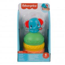 Развивающая игрушка Fisher-Price Формочки Слоник GWL66 ТМ: Fisher-Price (Mattel)