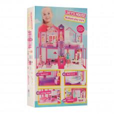 Кукольный домик Defa Cozy house 8440-BF ТМ: DEFA