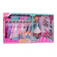 Кукла Defa Lucy с набором платьев 8426-BF ТМ: DEFA
