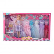 Кукла Defa Lucy Beauty queen (в ассорт) 8446-BF ТМ: DEFA