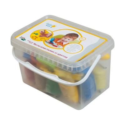 Набор для лепки Genio Kids Тесто-пластилин TA1068 ТМ: Genio Kids