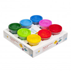 Набор для лепки Genio Kids Тесто-пластилин 8 цветов TA1045 ТМ: Genio Kids