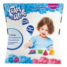 Набор с воздушной пеной Foam Alive Геометрия 5905 ТМ: Foam Alive