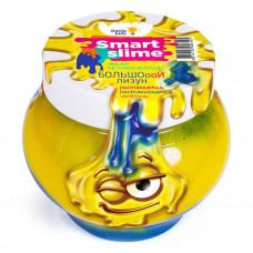 Лизун 2 в 1 Genio Kids Мялка-Жмялка Желто-Синий SLI06 ТМ: Genio Kids