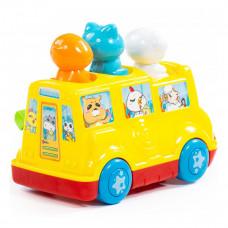 Развивающая игрушка Полесье Школьный автобус 77080 ТМ: Полесье
