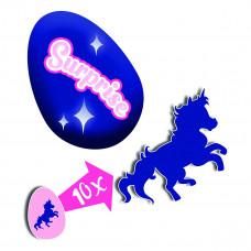 Растущая игрушка-сюрприз SES Единорог в яйце 25121S ТМ: SES