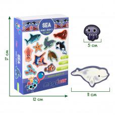 Набор магнитов Magdum Морские животные ML4031-07 EN ТМ: Magdum