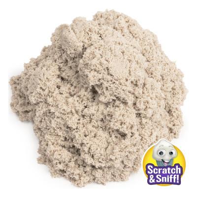Кинетический песок с ароматом Kinetic Sand Ванильный капкейк 71473V ТМ: Kinetic Sand