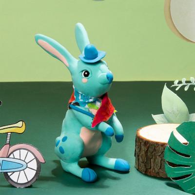 Набор с пластилином Robotime Rabbit FY10 ТМ: Robotime