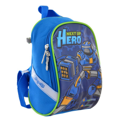 Рюкзак 1 Вересня Steel Force 556473 ТМ: 1 Вересня