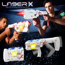 Игровой набор для лазерных боев Laser X PRO 2.0 (в ассорт) 88042 ТМ: Laser X