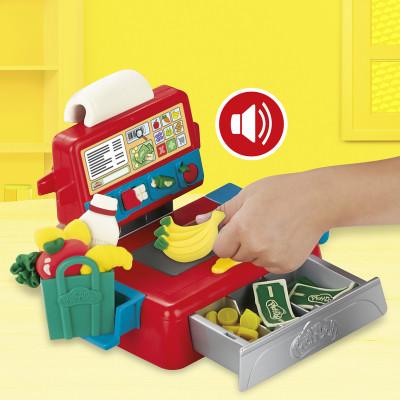 Набор для лепки Play-Doh Кассовый аппарат E68905L0 ТМ: Play-Doh