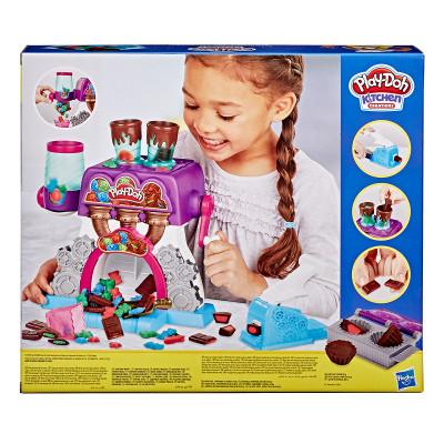 Набор для лепки Play-Doh Кондитерская фабрика E98445L0 ТМ: Play-Doh