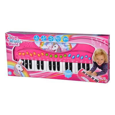 Музыкальный инструмент Simba Клавишный с единорогом 6832445 ТМ: Simba