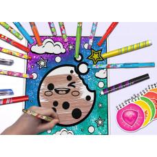 Набор для творчества Sweet Shop 24 предмета 50080 ТМ: Sweet Shop