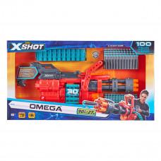 Скорострельный бластер Zuru X-Shot Excel Omega 36430Z ТМ: ZURU