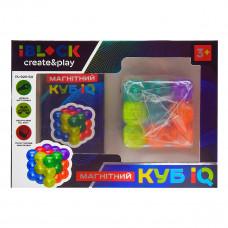 Развивающая игрушка IBLOCK Магнитный кубик  PL-920-54 ТМ: IBLOCK