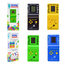 Электронная игрушка Shantou Тетрис (в ассорт) PL-720-40 ТМ: Shantou Jinxing plastics ltd