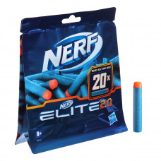 Набор стрел для бластеров Hasbro Nerf Elite 20 шт F0040EU4 ТМ: Hasbro