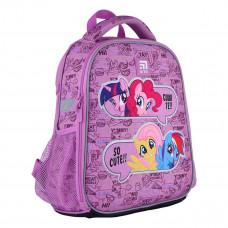 Рюкзак школьный каркасный Kite Education My Little Pony LP21-555S ТМ: Kite