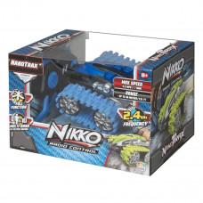 Машинка на радиоуправлении Nikko NanoTrax, синяя 90207 ТМ: Nikko