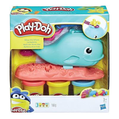 Игровой набор Play-Doh Забавный китенок E0100EU40 ТМ: Play-Doh