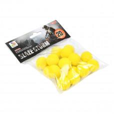 Мягкие шарики Zecong Toys Storm 20 шт ZC05 ТМ: Zecong Toys