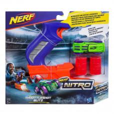 Игровой набор Nerf Nitro Throttleshot Blitz Blue C0780_C0781 ТМ: Nerf