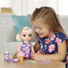 Кукла Baby Alive Малышка с мороженым C1090EU40 ТМ: Baby Alive