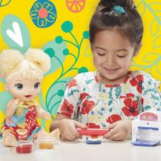 Кукла Baby Alive Малышка и еда E1947ES01 ТМ: Baby Alive