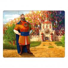 Пазл Monticolar с дополненной реальностью Король 16 эл MAR0003PK ТМ: Monticolar