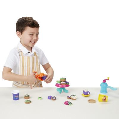 Игровой набор Play-Doh Пончики E3344EU4 ТМ: Play-Doh