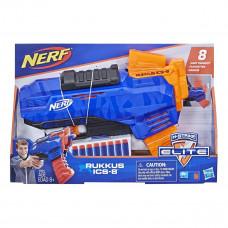 Бластер Nerf Elite Rukkus ICS-8 E2654EU4 ТМ: Nerf