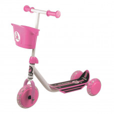 Самокат Stiga Mini Kid 3w Kick Scooter White Pink 80-7401-07 ТМ: Stiga