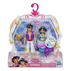 Набор фигурок Disney Princess Принцесса и Принц (в ассорт) E3051EU4 ТМ: Disney Princess
