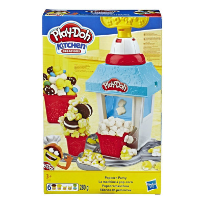 Набор Play-Doh Попкорн-вечеринка E5110EU4 ТМ: Play-Doh