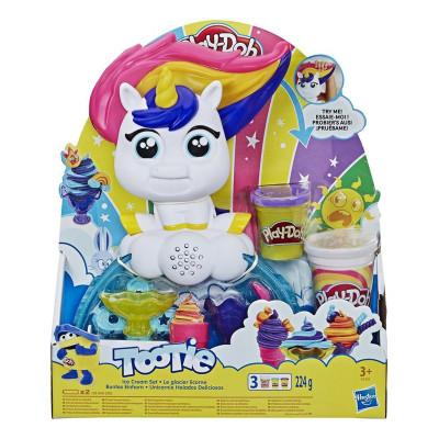 Набор для творчества Hasbro Веселый Единорог Тутти E5376EU4 ТМ: Play-Doh