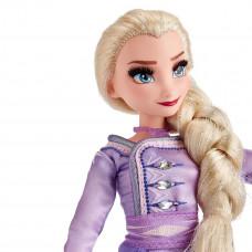 Кукла Disney Frozen 2 Эльза Делюкс E5499_E6844 ТМ: Disney Frozen (Hasbro)