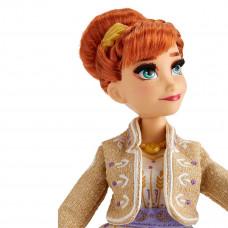 Кукла Disney Frozen 2 Анна Делюкс E5499_E6845 ТМ: Disney Frozen (Hasbro)