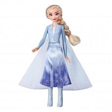 Кукла Эльза Hasbro Frozen с мерцающим платьем  E6952_E7000 ТМ: Disney Frozen (Hasbro)