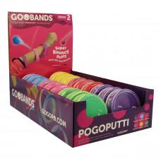 Набор Gogopo Разноцветный слайм с браслетом (в ассорт) GP076 ТМ: Gogopo