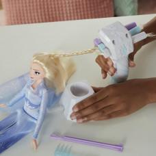 Набор Hasbro Frozen 2 Эльза Волшебная прическа E6950_E7002 ТМ: Disney Frozen (Hasbro)