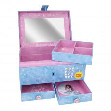 Шкатулка для украшений Fantasy model Ледяная принцесса 410868 ТМ: Fantasy Model