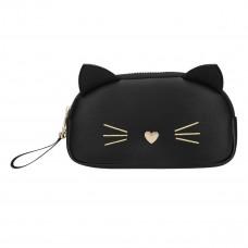 Маленькая косметичка TOP Model Cat Black 410700 ТМ: TOP Model